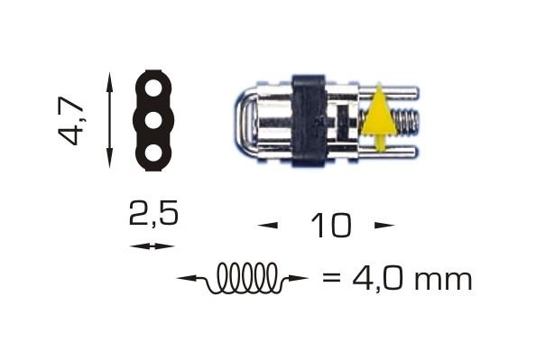 Edelstahl-Dehnschrauben - Nano, Inhalt: 10 Stück