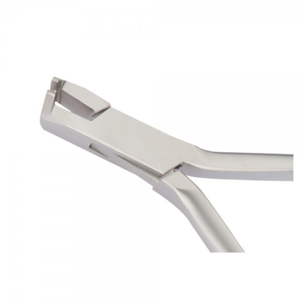 Distal End Cutter, safety hold