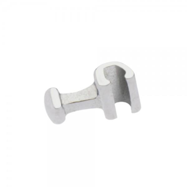 Crimpable Hooks kurz universal für .018/.022 (Inhalt: 10 Stück)