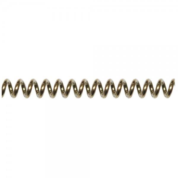 Nickel-Titan Druckfeder offen .010 x .030 (light) auf Spule ca. 38 cm