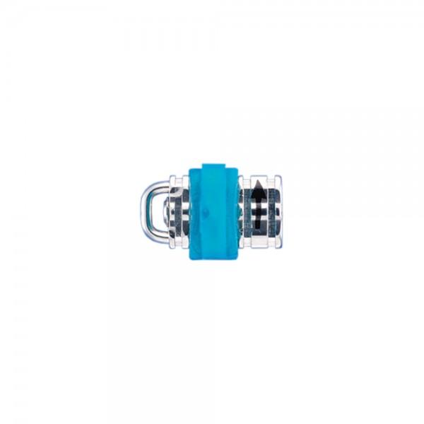 Edelstahl-Zugschrauben-Micro (Inhalt: 100 Stück)